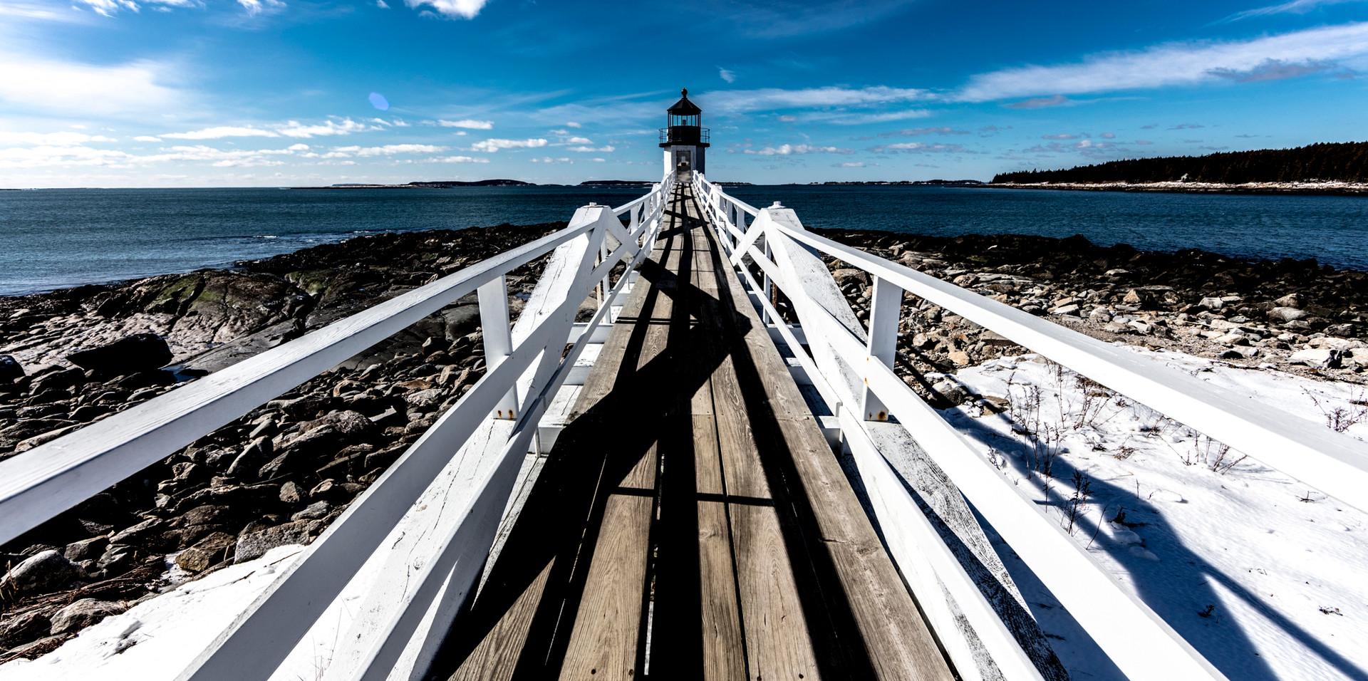 Marshal Point Lighthouse