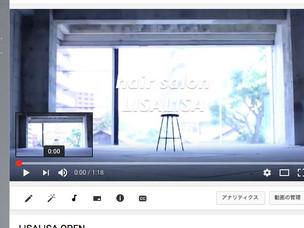 LISALISA Youtubeチャンネル