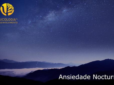Ansiedade Nocturna