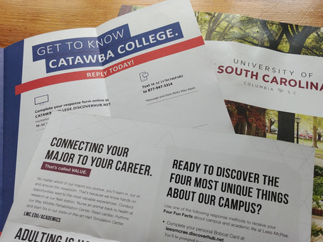 Race to College? What about The Future?
