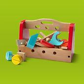 Boîte enfants outils