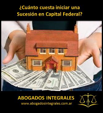 Sucesión en Capital Federal