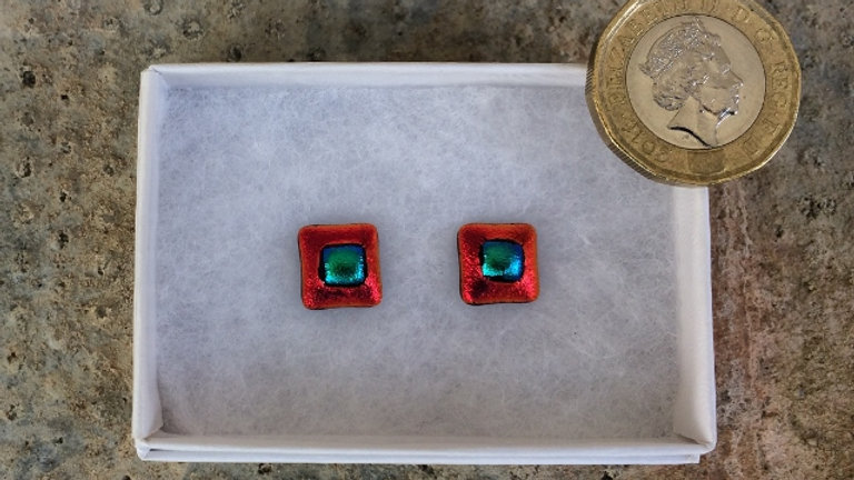 Two colour studs (various colours available)