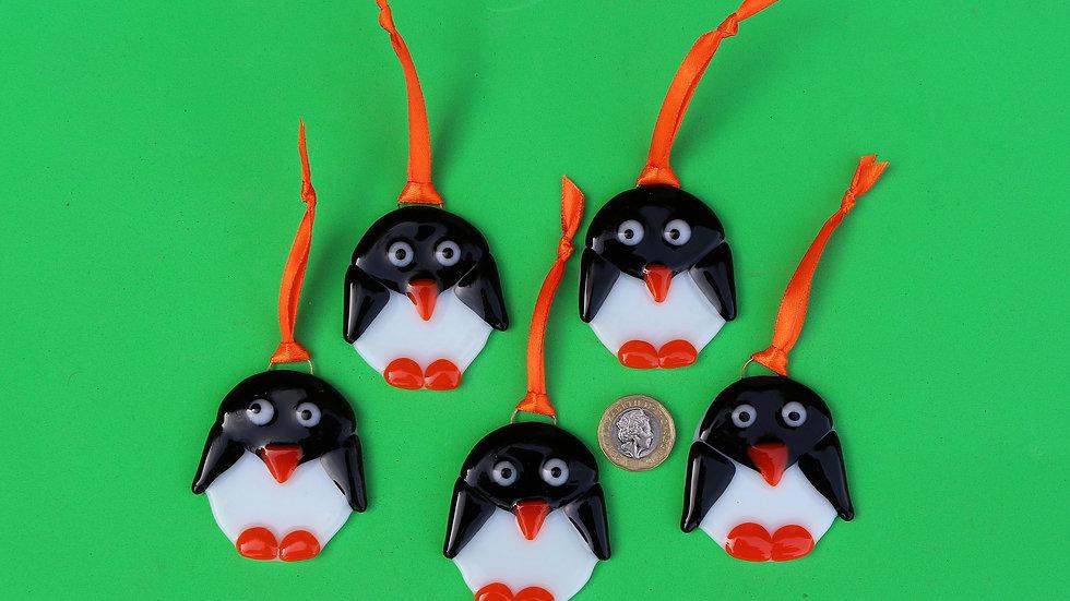 Hanging Penguin