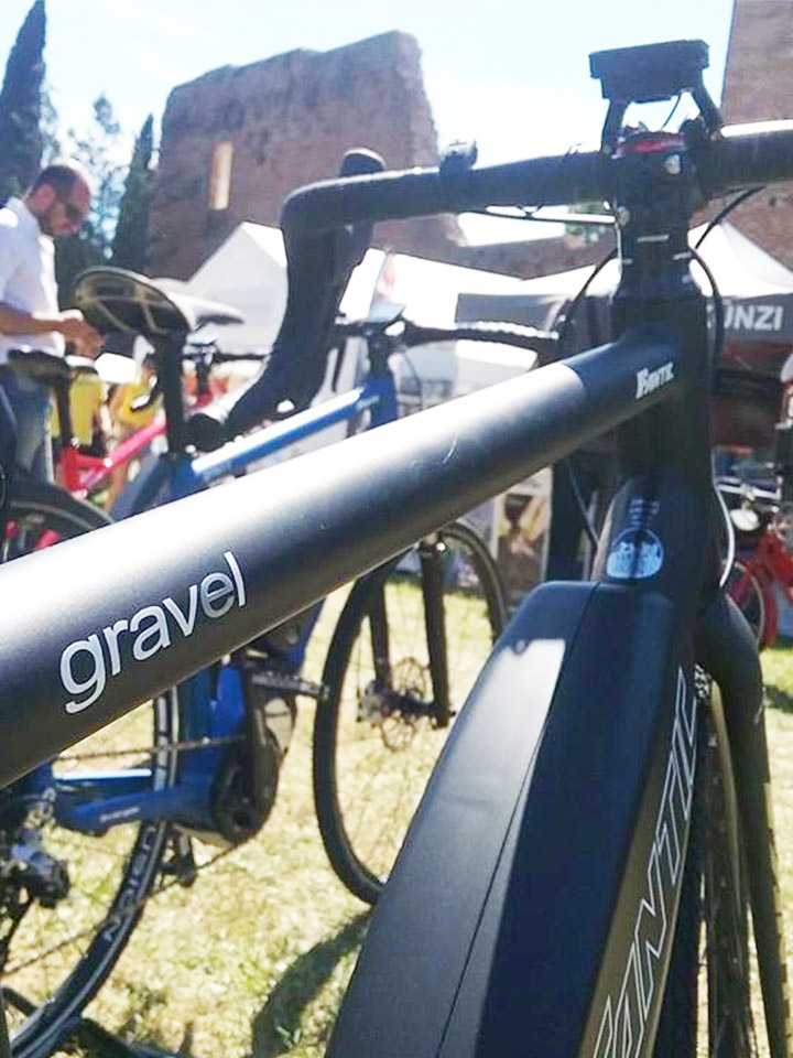 Fantic Gravel Travel