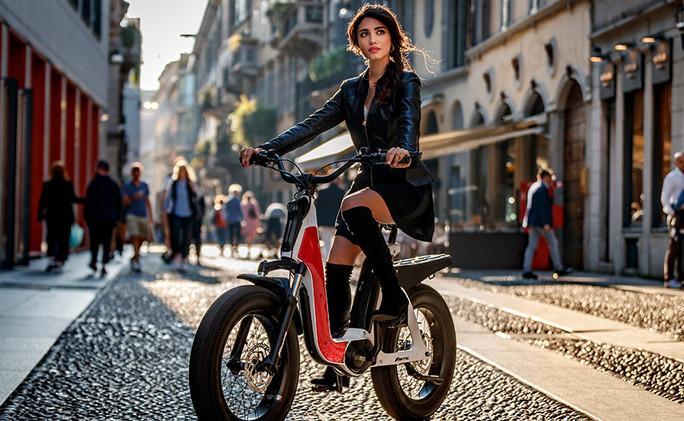Fantic bike Issimo