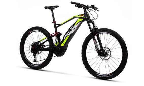 Fantic Xf1 Integra 150 Trail Gialla