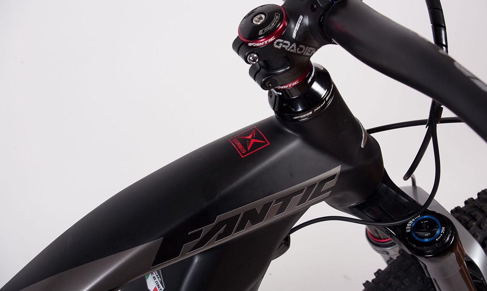 Fantic XF1 Integra Carbon AXS Piantone s