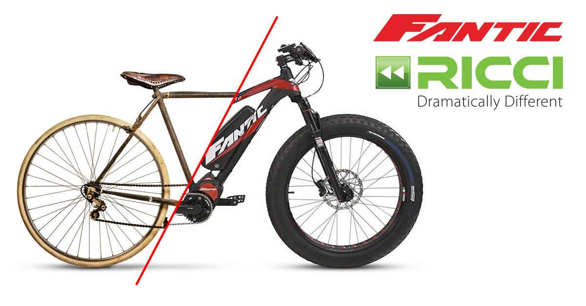 Fantic Bike Ricci - Rottamazione