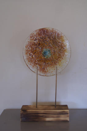 Glassculpture