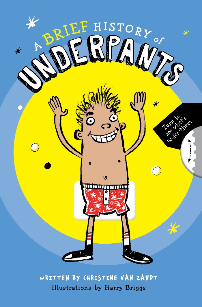 Cover Image for a Brief History of Underpants