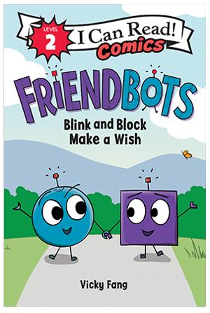 Cover art for Friendbots