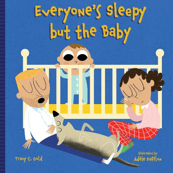 Cover art for Everyone's Sleepy But the Baby