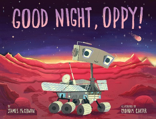 Cover image for Good night, Oppy!
