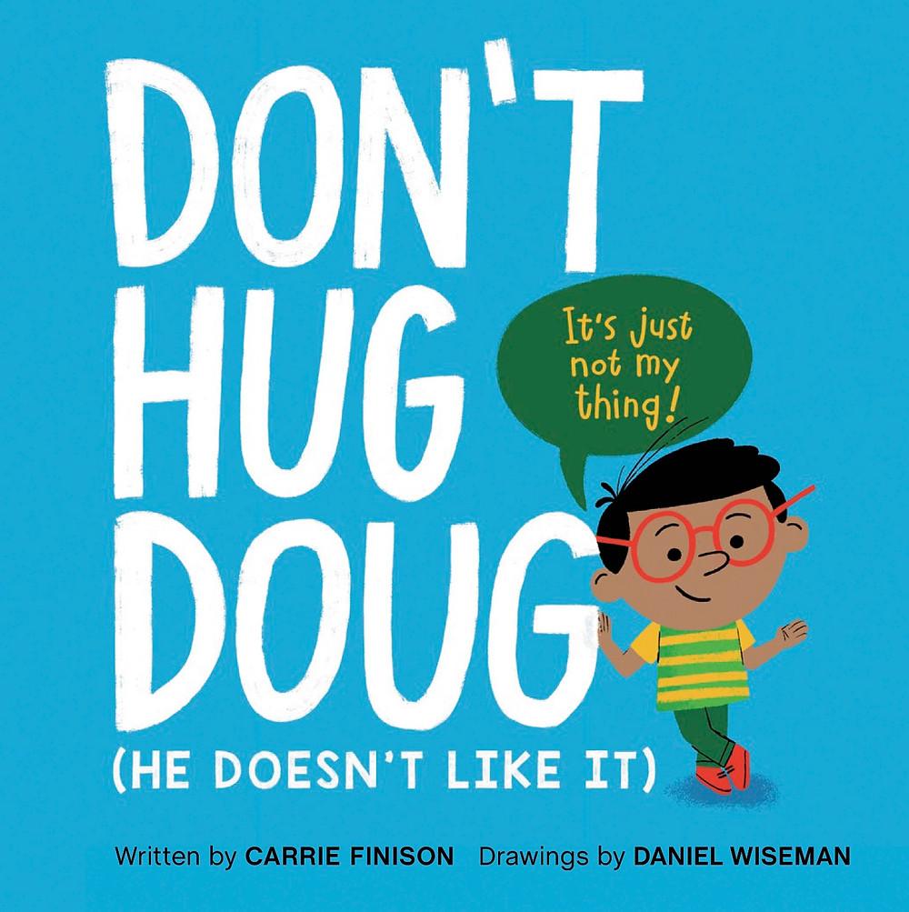 Cover image of Don't Hug Doug