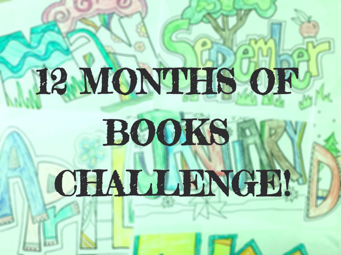 12 Months of Books Challenge: Bringing Books to Kids All Year Long
