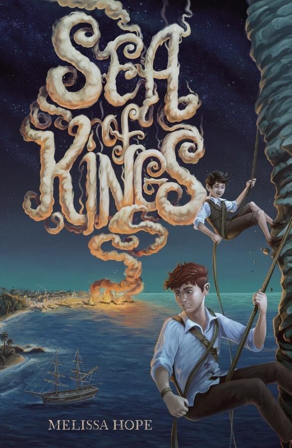 Cover image for Sea of Kings