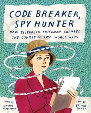Cover image for Code Breaker, Spy Hunter