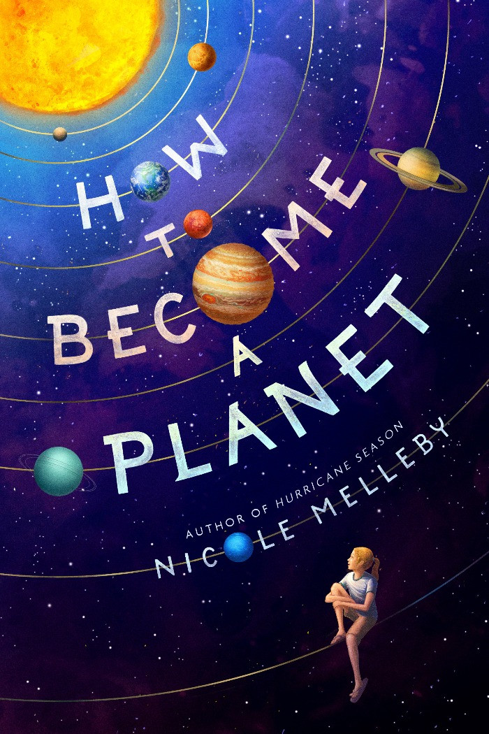 Cover art for How to Become a Planet