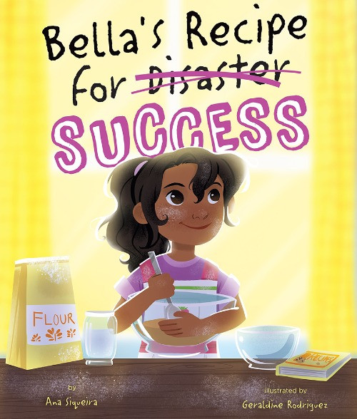 Cover art for Bella's Recipe for Success