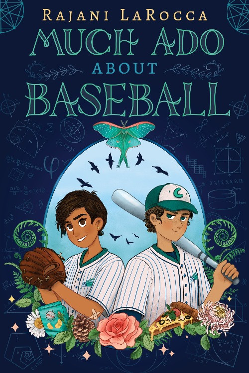 Cover art for Much Ado about Baseball