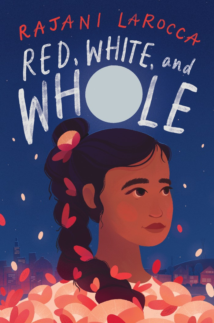 Cover art for Red, White, and Whole
