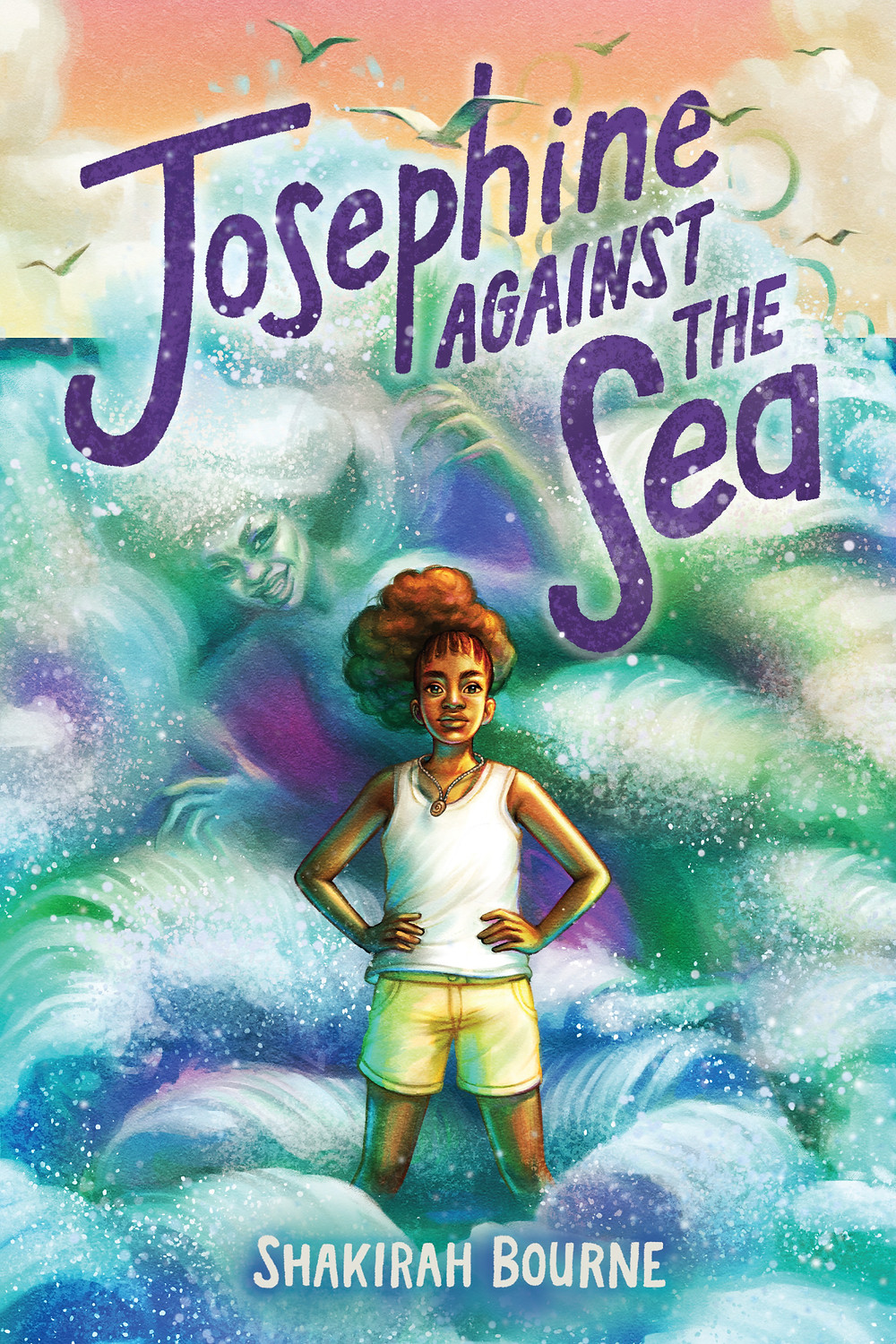 Cover image for Josephine Against the Sea