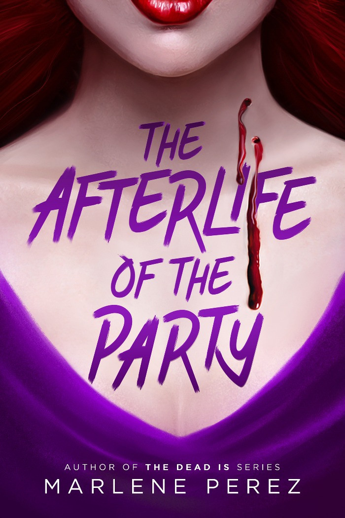 Cover art for The Afterlife of the Party