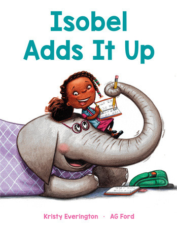 Cover image for Isobel Adds It Up