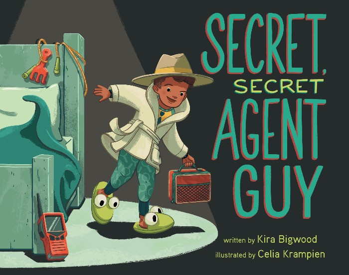 Cover image for Secret, Secret Agent Guy