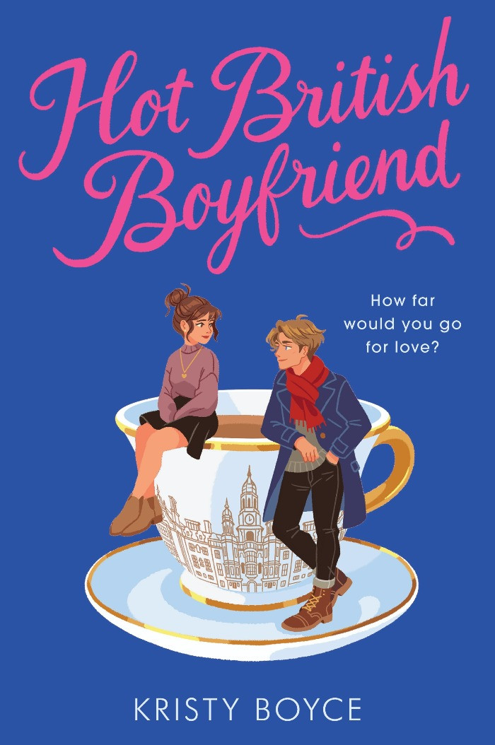 Cover image for Hot British Boyfriend