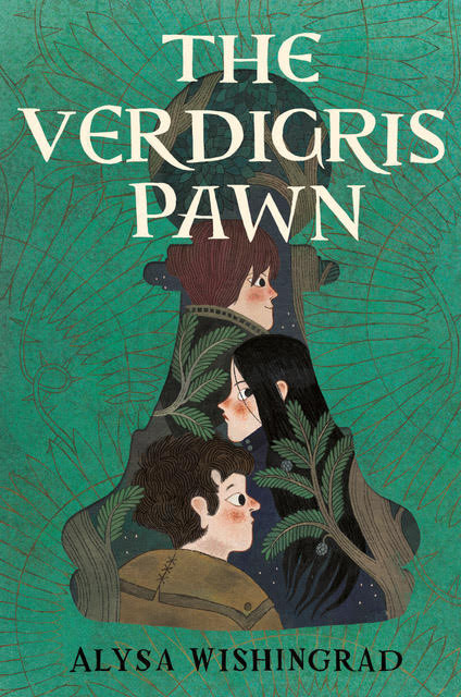 Cover image for The Verdigris Pawn