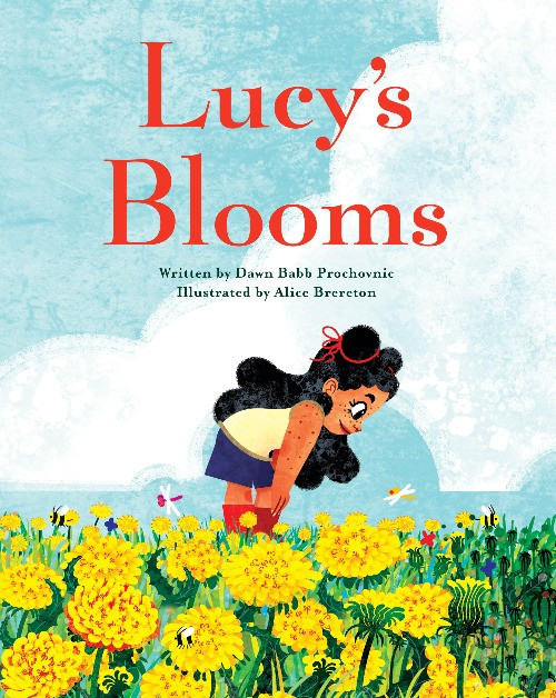 Cover image for Lucy's Blooms