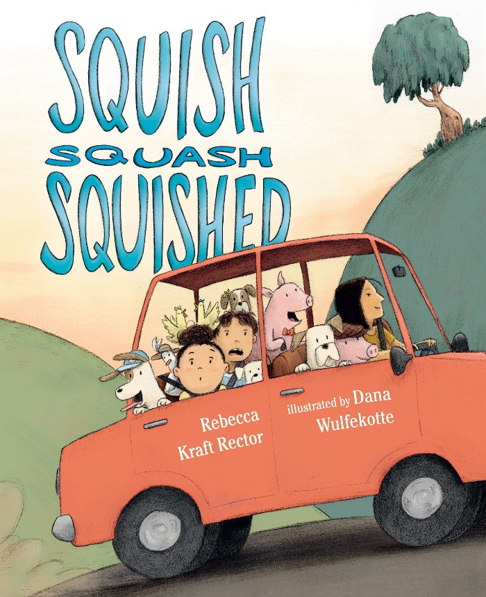 Cover art for Squish Squash Squished