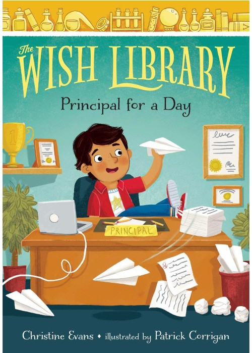Cover image for Principal for a Day