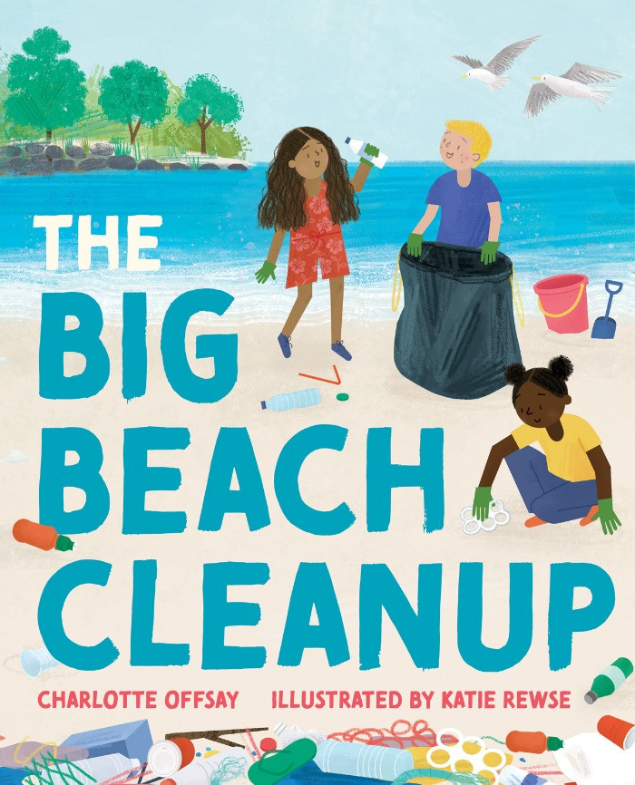 Cover art for The Big Beach Cleanup