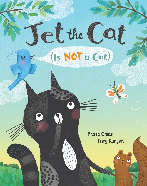 Cover image for Jet the Cat is Not a Cat
