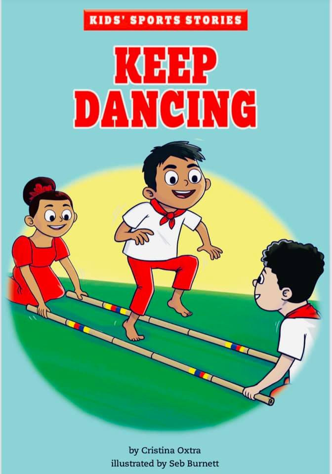 Cover image for Keep Dancing