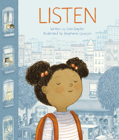 Cover image for LISTEN
