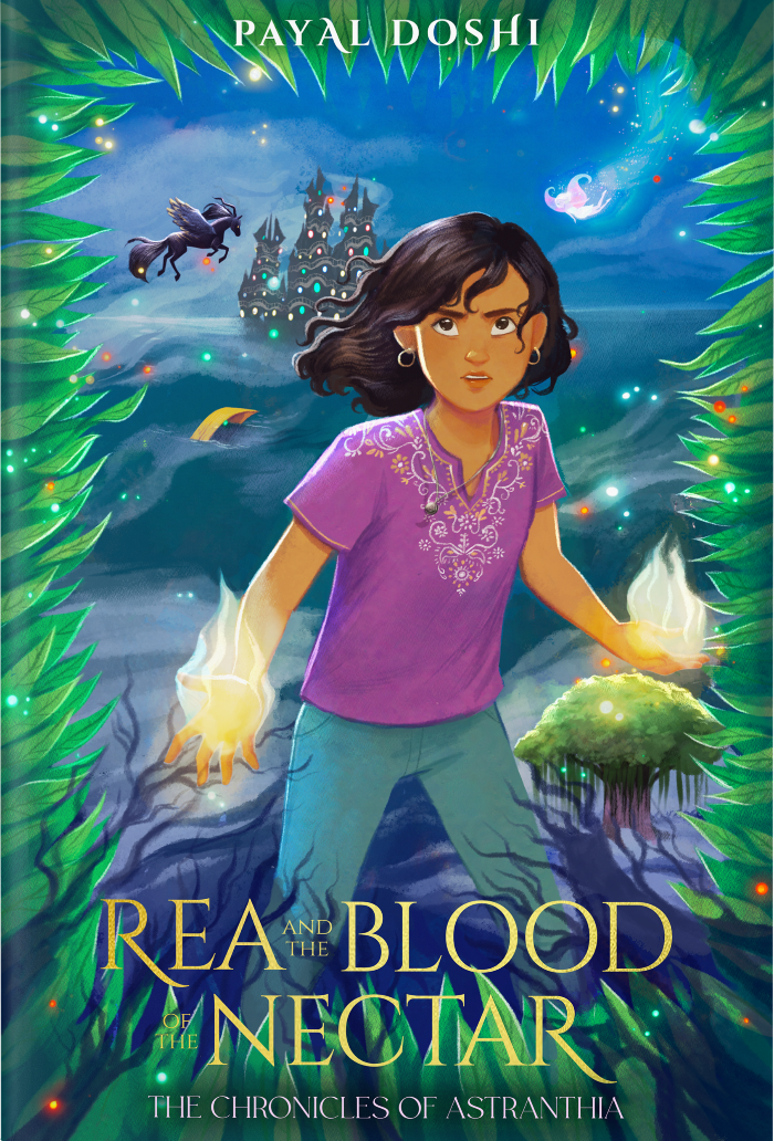 Cover image for Rea Blood Nectar