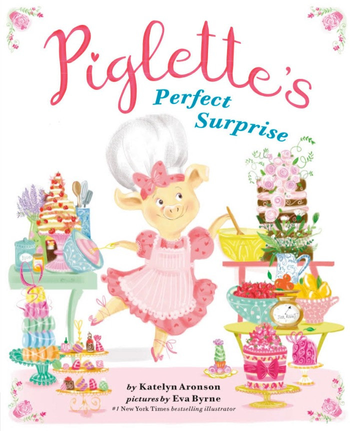 Cover image for Piglette's Perfect Surprise