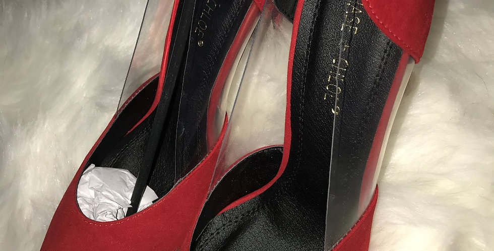 Lucy Heel - Red