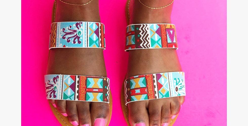 Tribal Sandal