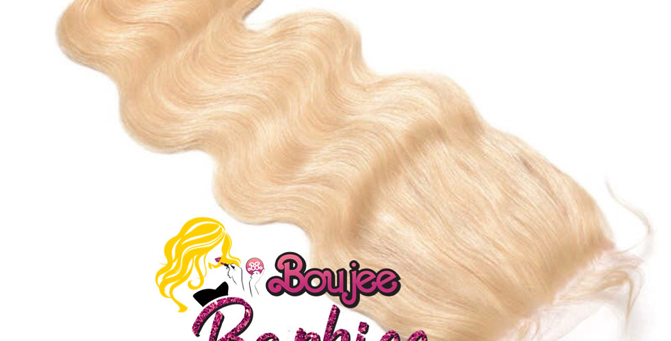 Closure Blonde