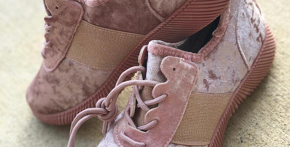Pink Constance Sneaker