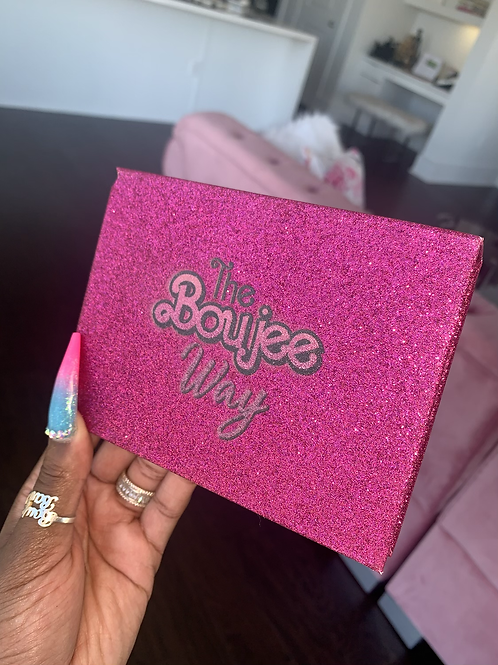 *NEW* The Boujee Way Lash Case