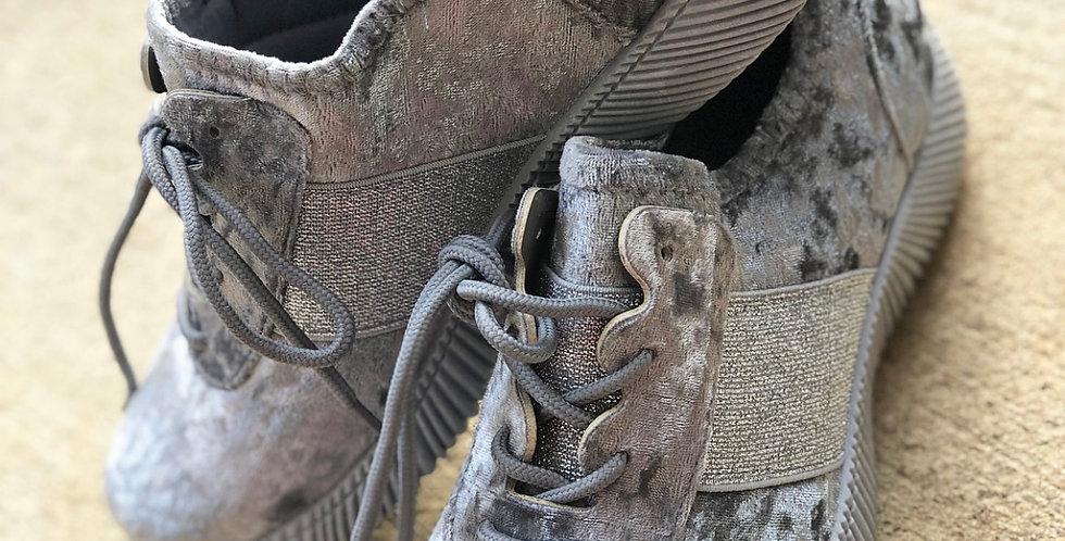 Silver Constance Sneaker