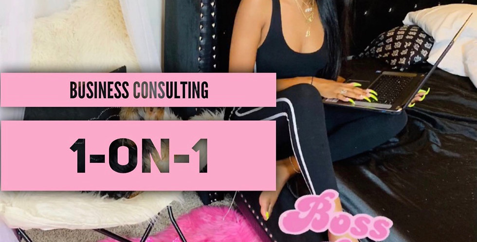 *FACETIME* Business Consulting 1-on-1 (READ DESCRIPTION )
