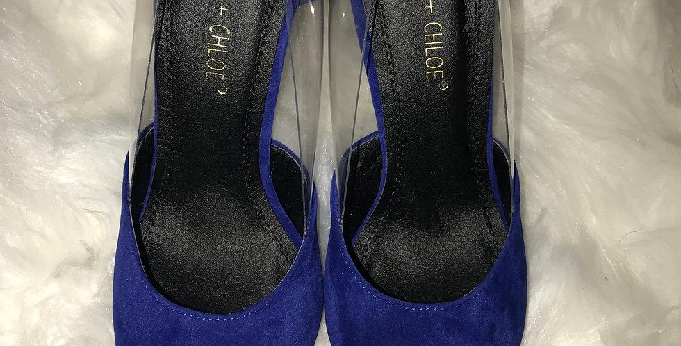 Lucy Heel - Blue