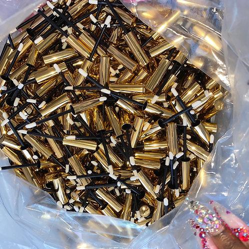 Gold Wand Tubes (Bulk)
